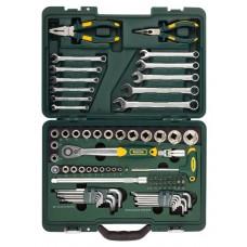 KRAFTOOL Industrie 84 универсальный набор инструмента 84 предм.