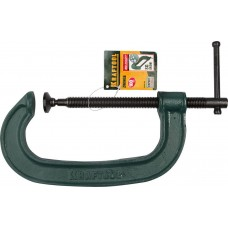 EXTREM EG-10 струбцина тип G 100 мм, KRAFTOOL