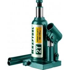 KRAFTOOL 2 т, 160-310 мм, домкрат гидравлический бутылочный сварной Kraft-Lift 43462-2_z01