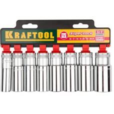 KRAFTOOL 11 шт., набор торцовых головок 27865-H8_z01