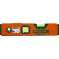 Kraftool EXPERT 250 мм, уровень с зеркальным глазком