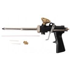 KRAFTOOL пистолет для монтажной пены, цельнометаллический Super-Kraft 1-06853