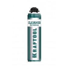 CLEANER очиститель монтажной пены, 500мл, KRAFTOOL