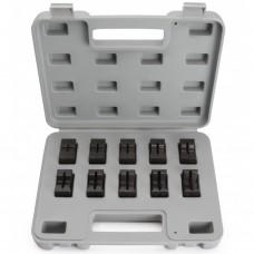 Набор матриц КВТ НМ-300-ТА для опрессовки алюминиевых и алюмомедных наконечников по ГОСТ 61034