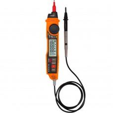 Мультиметр с бесконтактным детектором напряжения КВТ MS8211 70477