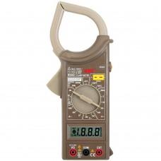 Клещи токовые цифровые КВТ M266C 70480