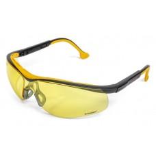 Очки защитные открытые О50 MONACO StrongGlass CONTRAST (2-1,2 PC) РОСОМЗ 80113