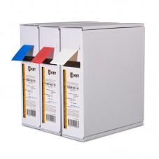 Термоусаживаемя трубка в евро-боксе Т-BOX-20/10 (синяя) 65638