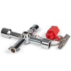 Ключ для электрошкафов КЭШ-5, КВТ 78068