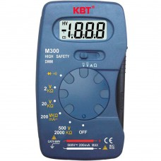 Мультиметр цифровой КВТ M300 70476