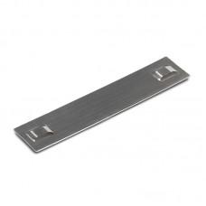 Бирка кабельная стальная МБC (316) 89х19 (кратность 100 шт.) 71476