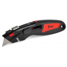 Нож строительный монтажный НСМ-12 КВТ 78497