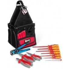 Набор инструментов электрика НИЭ-07 КВТ 80065