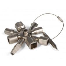 Ключ для электрошкафов КЭШ-10, КВТ 78069
