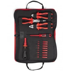Профессиональный набор диэлектрического инструмента НИО-3312, КВТ 78281