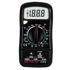 """Мультиметр цифровой KT 838 """"PROLINE"""" КВТ 79128"""