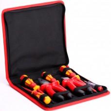 Набор изолированного инструмента электрика КВТ НИИ-09 63995