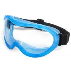 Очки защитные закрытые с непрямой вентиляцией ЗН55 SPARK super (РС) РОСОМЗ 80119