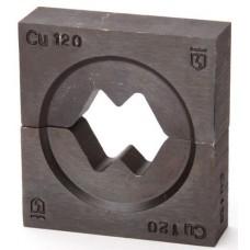 Набор матриц КВТ НМ-300-ТМ для опрессовки медных наконечников по ГОСТ 61033