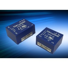 2-4W Wide AC-DC Input PCB-Mount Power Supplies