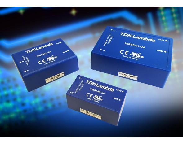 Компактный ИП для монтажа на плату KMS60A-15