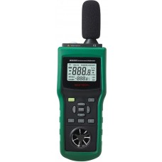 Измеритель параметров окружающей среды Mastech MS6300