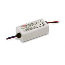 LED-драйвер Mean Well APV-8-24 AC-DC 8Вт