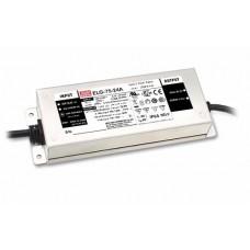 LED-драйвер Mean Well ELG-75-24B-3Y AC-DC 75.6Вт