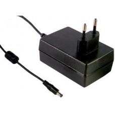 Сетевой адаптер Mean Well GST25E09-P1J