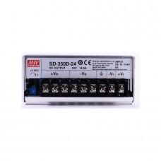 Преобразователь DC/DC Mean Well SD-350D-48