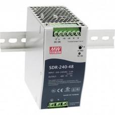 Источник питания AC/DC Mean Well SDR-240-48