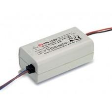 LED-драйвер Mean Well APV-12-24 AC-DC 12Вт