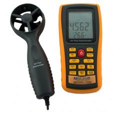 Термоанемометр с выносным датчиком МЕГЕОН 11005