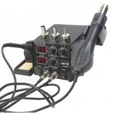 Паяльная станция с цифровым управлением и USB-портом МЕГЕОН 00686