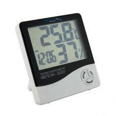 Термогигрометр настольный МЕГЕОН 20207
