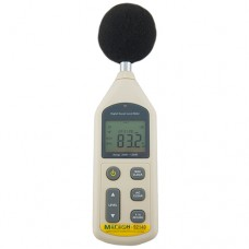 Цифровой шумомер с функцией регистратора Мегеон 92140