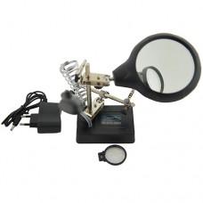 Вспомогательное устройство для пайки различных компонентов (Третья рука) МЕГЕОН 02805