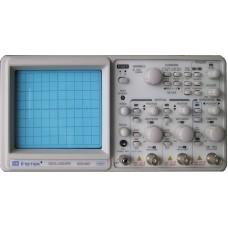 Осциллограф универсальный 2-канальный 50 МГц GOS-6051