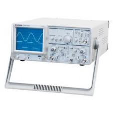 Осциллограф 2-канальный 20 МГц GOS-620