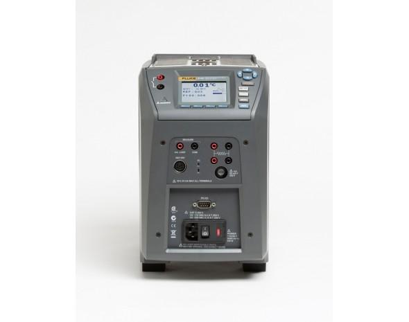 Калибратор температуры сухоблочный Fluke 9144-RU-256