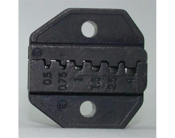 Сменная матрица для для обжима втулочных наконечников НШВИ, НШВИ(2), НШВ ProsKit CP-236DE