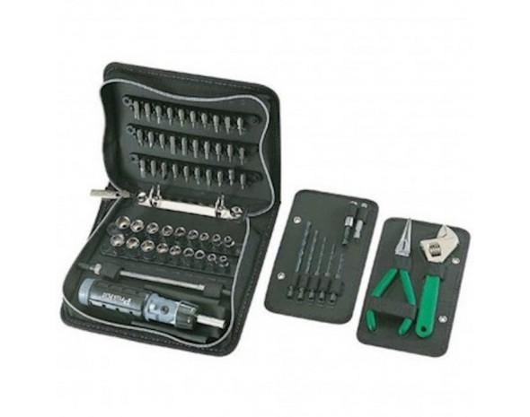 Набор инструментов для монтажных работ Pro'sKit 1PK-943B метрический