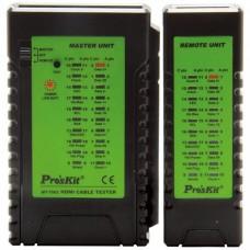 Тестер кабельный ProsKit MT-7062