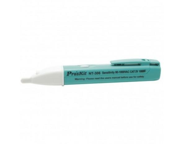 Бесконтактный тестер напряжения Proskit NT-306