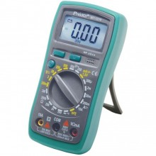 Цифровой мультиметр ProsKit MT-1210 Комплектация ProsKit MT-1210
