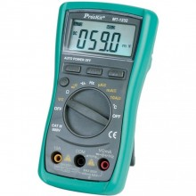 Цифровой мультиметр ProsKit MT-1232 Цифровой мультиметр ProsKit MT-1232 - Комплектация
