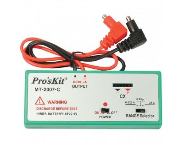 Тестер-приставка ProsKit MT-2007-C