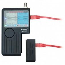 Прибор для проверки кабелей ProsKit MT-7057