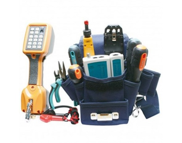 Набор инструментов для телефонистов ProsKit PK-12012H (телеком)