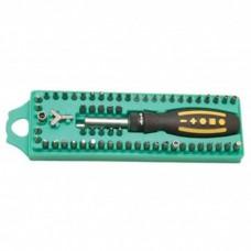 Отвертка с набором насадок ProsKit SD-205